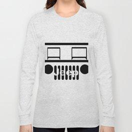 Jeep Logo Long Sleeve T-shirt