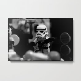 TK-421 on Lead Guitar Metal Print
