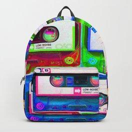 Neon casettes Backpack