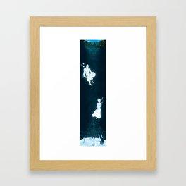 The Spirit Well Framed Art Print