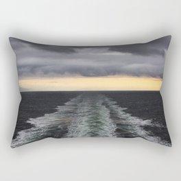 A Wake Rectangular Pillow