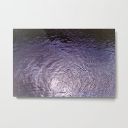 Purple Rain (Angeles National Forest) Metal Print