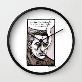 Peter Stillman Wall Clock
