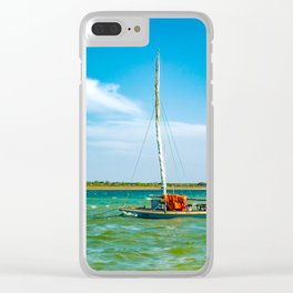 Lagoa do Paraiso Jericoacoara Brazil Clear iPhone Case