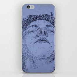 Under the water 2 iPhone Skin