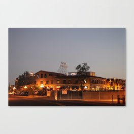 Historic Hotel Congress Canvas Print