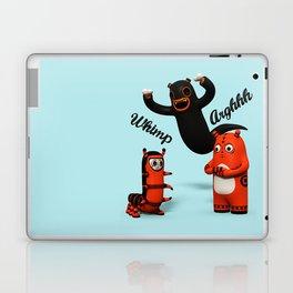 Sniff and Boo Laptop & iPad Skin