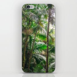 Tropical Forest iPhone Skin