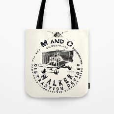 M and C incorporated Tote Bag