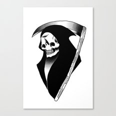 Night Reaper Canvas Print