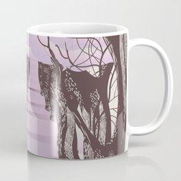 Kanazawa, Japan Blossom tree travel poster Coffee Mug