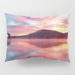 Sunrise: Fire Above and Fire Below Pillow Sham