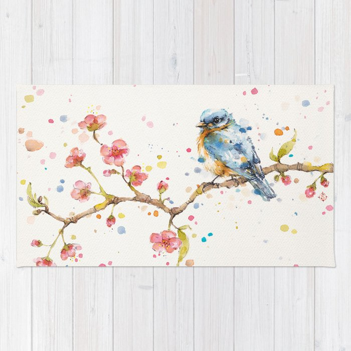 Little Journeys (BlueBird) Rug
