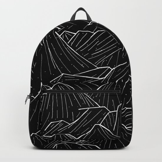 The Dark Mountains Backpack