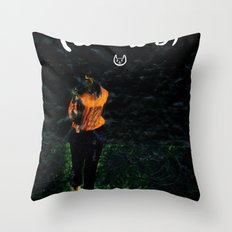 (a is to b) Throw Pillow