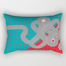 Identity Road Rectangular Pillow