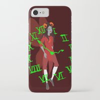 homestuck iPhone & iPod Cases featuring Maid of Time  by Paula Urruti