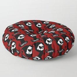 Manifold Reaper Floor Pillow