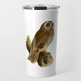 Cape-eared Owl Travel Mug