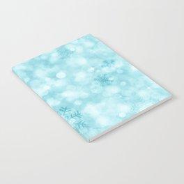 Winter Vibes Notebook