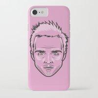 jesse pinkman iPhone & iPod Cases featuring Jesse Pinkman by Joshua Ariza