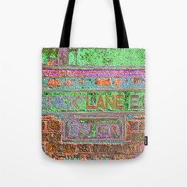 Brick Lane 3 B Tote Bag