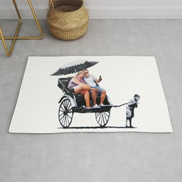 Let's go for a Ride Rug