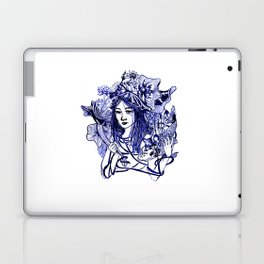 Blue Pond Laptop & iPad Skin