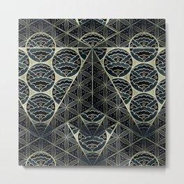 Dark Air Metal Print