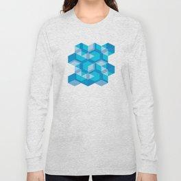 Escher #009 Long Sleeve T-shirt