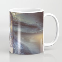 Hostage to the Light Coffee Mug