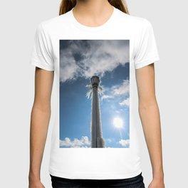 sun melts the ice T-shirt