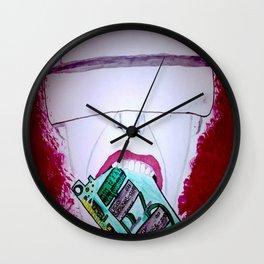 Virtual Reality Wall Clock