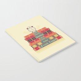 So many books - Frank Zappa Notebook