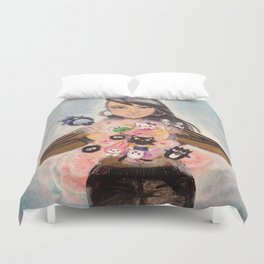 Inner Child Superstar Duvet Cover