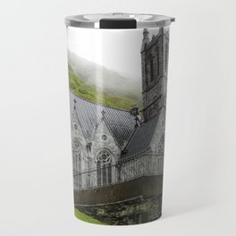 Kylemore abbey Travel Mug