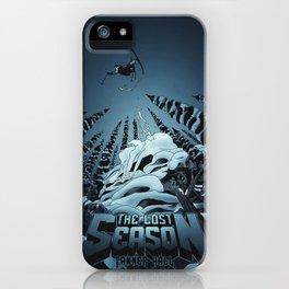 The Lost Season iPhone Case