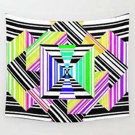 barcode fun. X Wall Tapestry