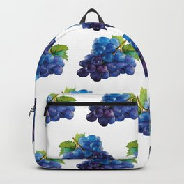 Grapes World Backpack