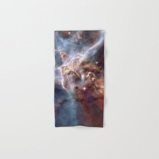 Carina Nebula Hand & Bath Towel