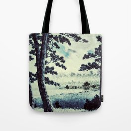 A Long Trip to Kana Tote Bag