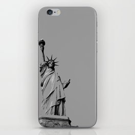 She Who Stands Strong 2008 iPhone Skin