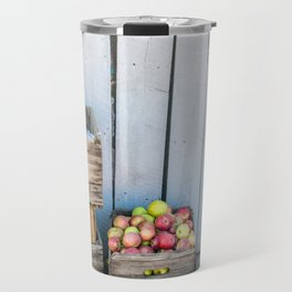 An Apple a Day Travel Mug