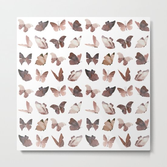 New Butterflys! Metal Print