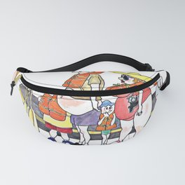 River Safety Talk Fanny Pack