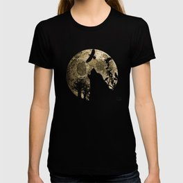 Lonewolf Lycan Dreaming 1 T-shirt
