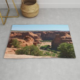 The Beauty of Canyon de Chelly Rug
