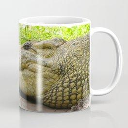 crocodile grin Coffee Mug