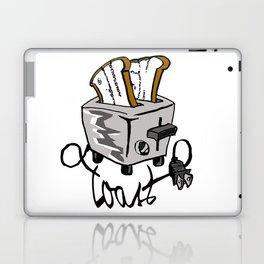 Push Toast Laptop & iPad Skin