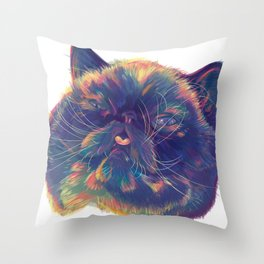 Der on Anything Throw Pillow